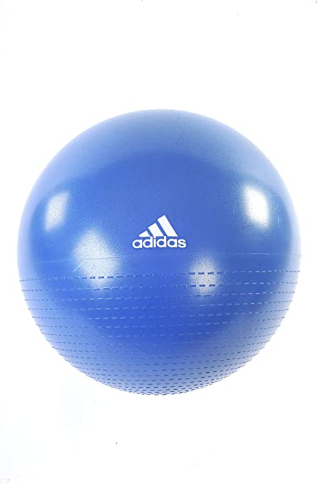 adidas Gymnastikball Pelota para Fitness, Unisex, Azul, 75 cm ...
