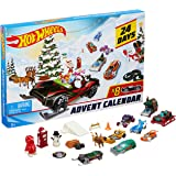 Mattel - Hot Wheels - Advent Calendar