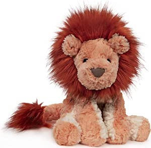 GUND Cozys Collection Lion Stuffed Animal Plush, Tan, 10