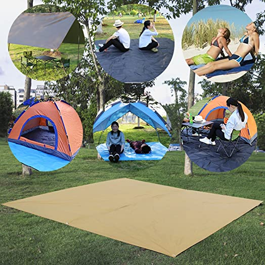 3M * 3M Large Picnic BlanketWaterproof Tent Carpet from TEPSMIGO & 3M * 3M Large Picnic BlanketWaterproof Tent Carpet from TEPSMIGO ...