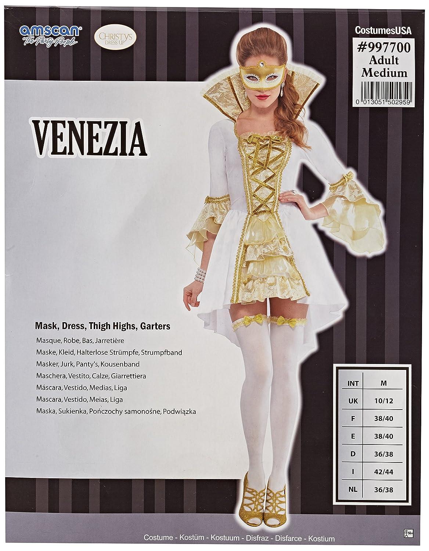 Amscan International Joker 997700-M - Mujer veneciana Señora ...