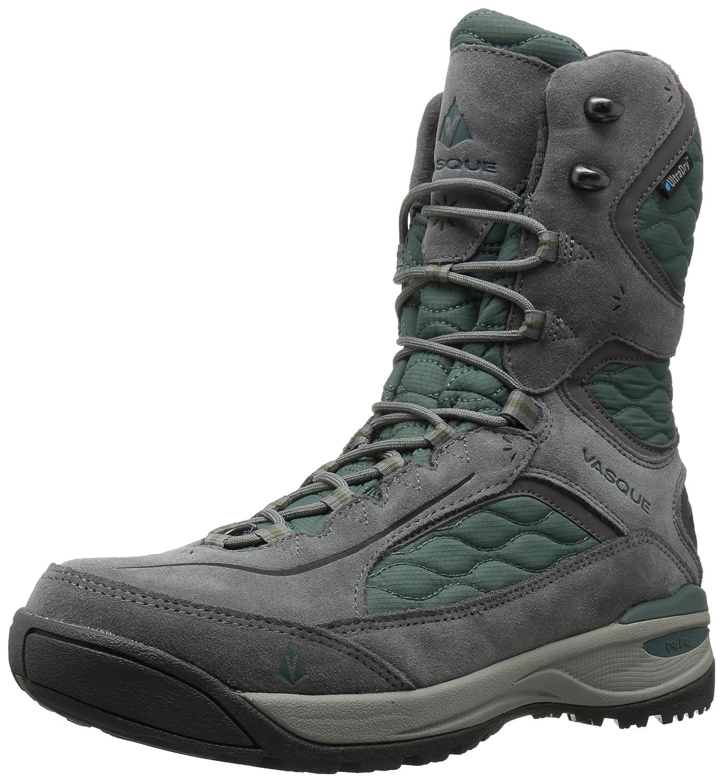 Vasque Women's Pow III UltraDry Snow Sneaker B01NBK56CS 7.5 B(M) US|Grey/Silver Pine