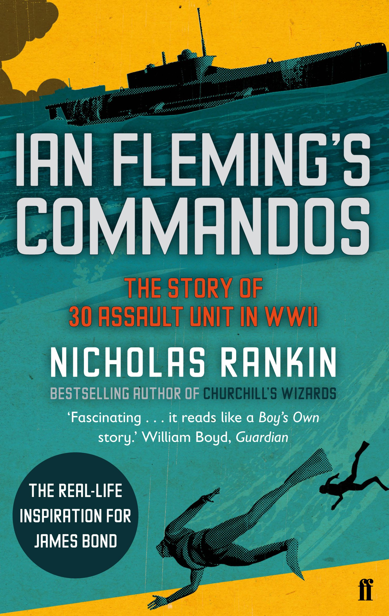 Read Online Ian Fleming's Commandos: The Story of 30 Assault Unit in WWII pdf epub
