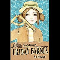 Friday Barnes 9: No Escape