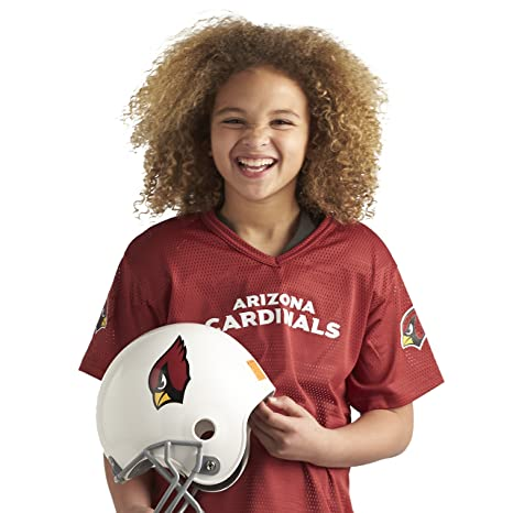 c4599de5 Franklin Sports Deluxe NFL-Style Youth Uniform – NFL Kids Helmet, Jersey,  Pants, Chinstrap and Iron on Numbers Included – Football Costume for ...