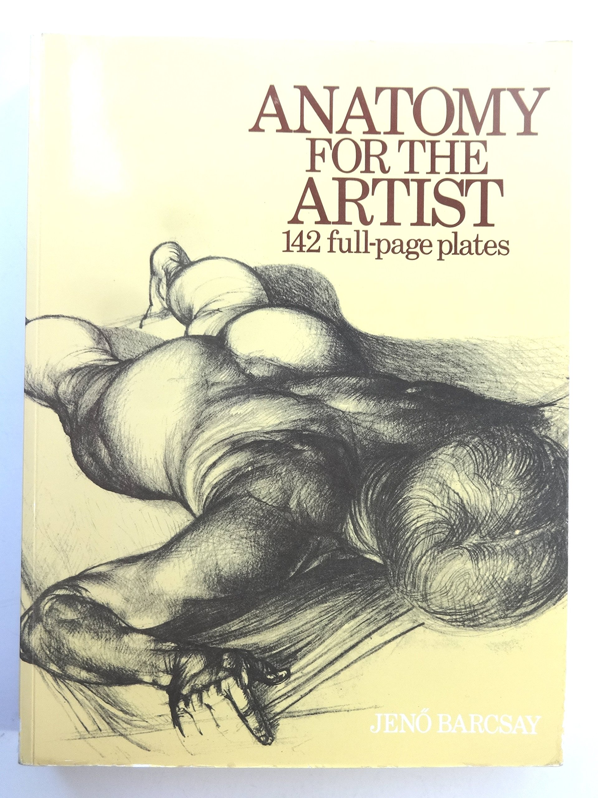 Anatomy for the Artist: Amazon.es: Jeno Barcsay: Libros en idiomas ...