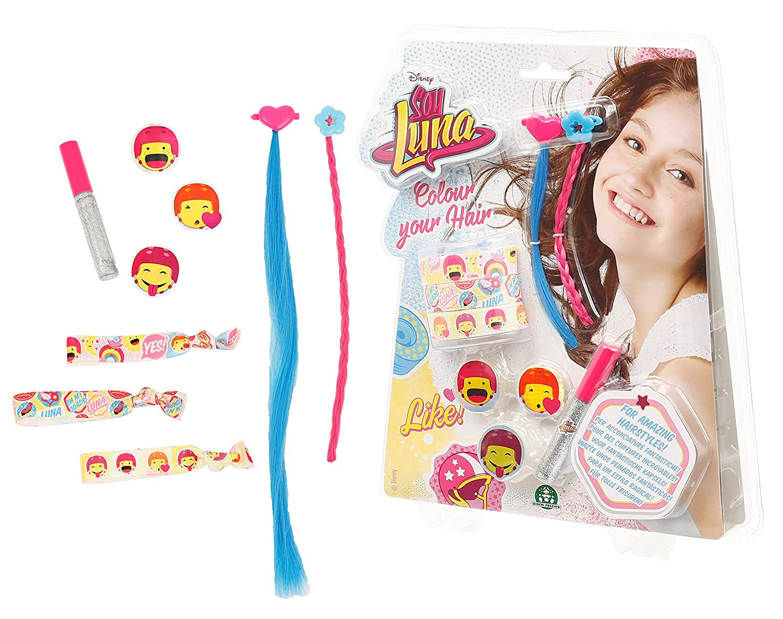 Soy Luna Ylu11 Colore Tes Cheveux
