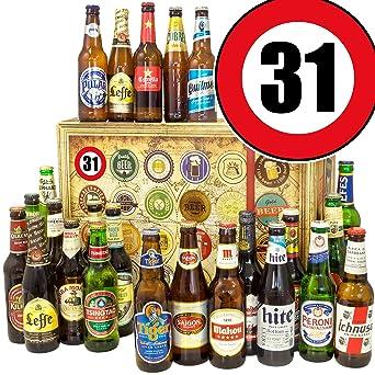 Geschenke Manner 31 Bier Geschenk Box 24 Biere Aus Der Welt