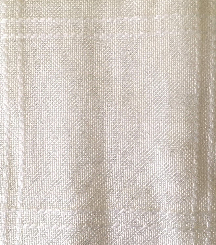 Tela de algodón blanca de 18 hilos Zweigart Anne de tela afgana de ...