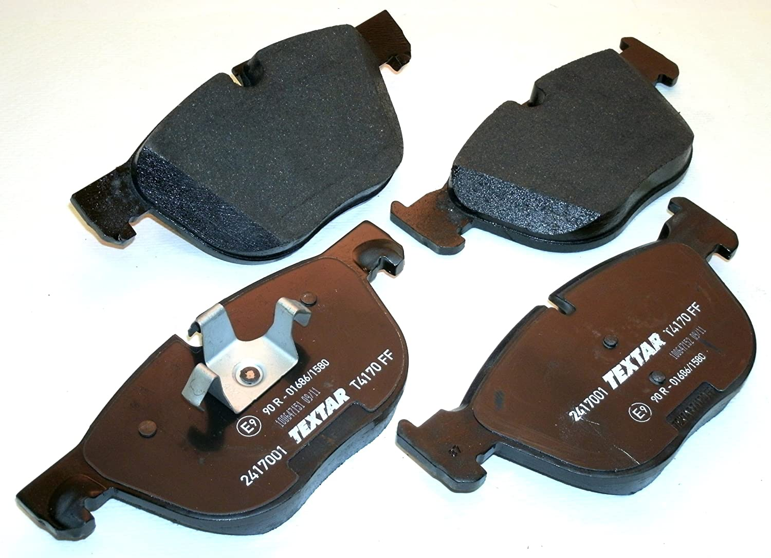 performance friction racing brake pads bmw front