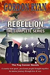 Rebellion: The Complete Series Kindle Edition