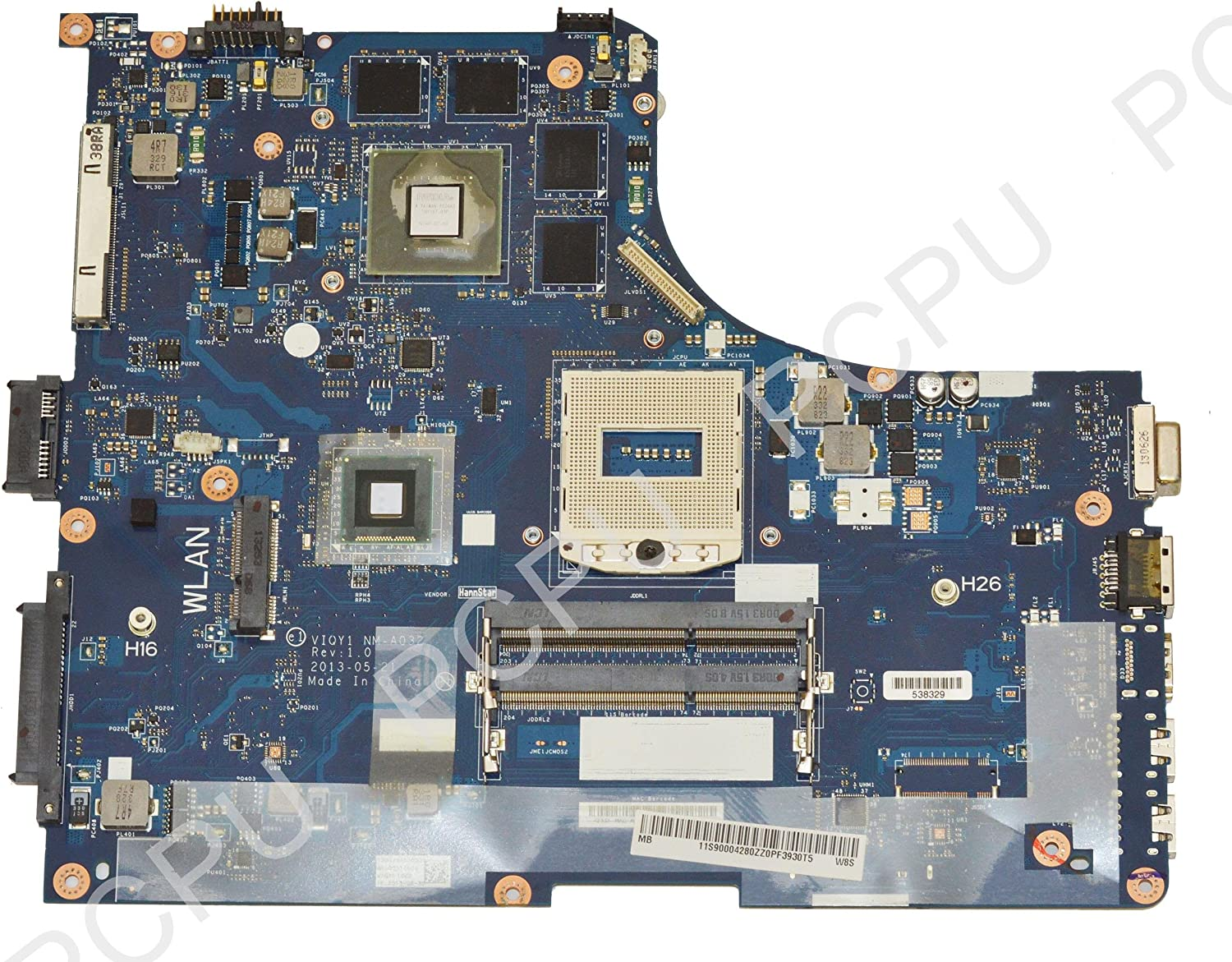 90004280 Lenovo IdeaPad Y510P Intel Laptop Motherboard s947