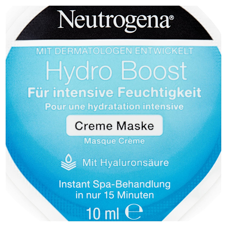 Neutrogena Hydro Boost Crema Máscara - 6 Unidades x 10 ml ...
