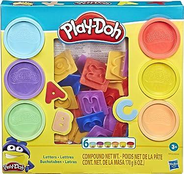Hasbro Play-Doh, formas divertidas, multicolor, E85305L0 , color ...