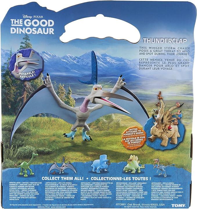 TOMY L62026 - Disney Pixar Arlo y Comer, Trueno, empeño, Multicolor: Amazon.es: Juguetes y juegos