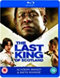 The Last King of Scotland [Blu-ray] [2006]