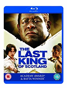 Last King Of Scotland [Blu-ray] [Import anglais]