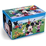 Perfect Delta Children Fabric Toy Box, Disney Mickey Mouse