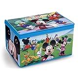 Amazon Price History for:Delta Children Fabric Toy Box, Disney Mickey Mouse