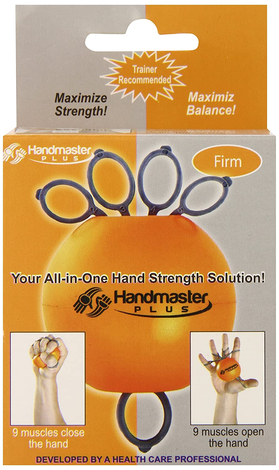 09356311f4c1c Handmaster Plus Physical Therapy Hand Exerciser, Firm