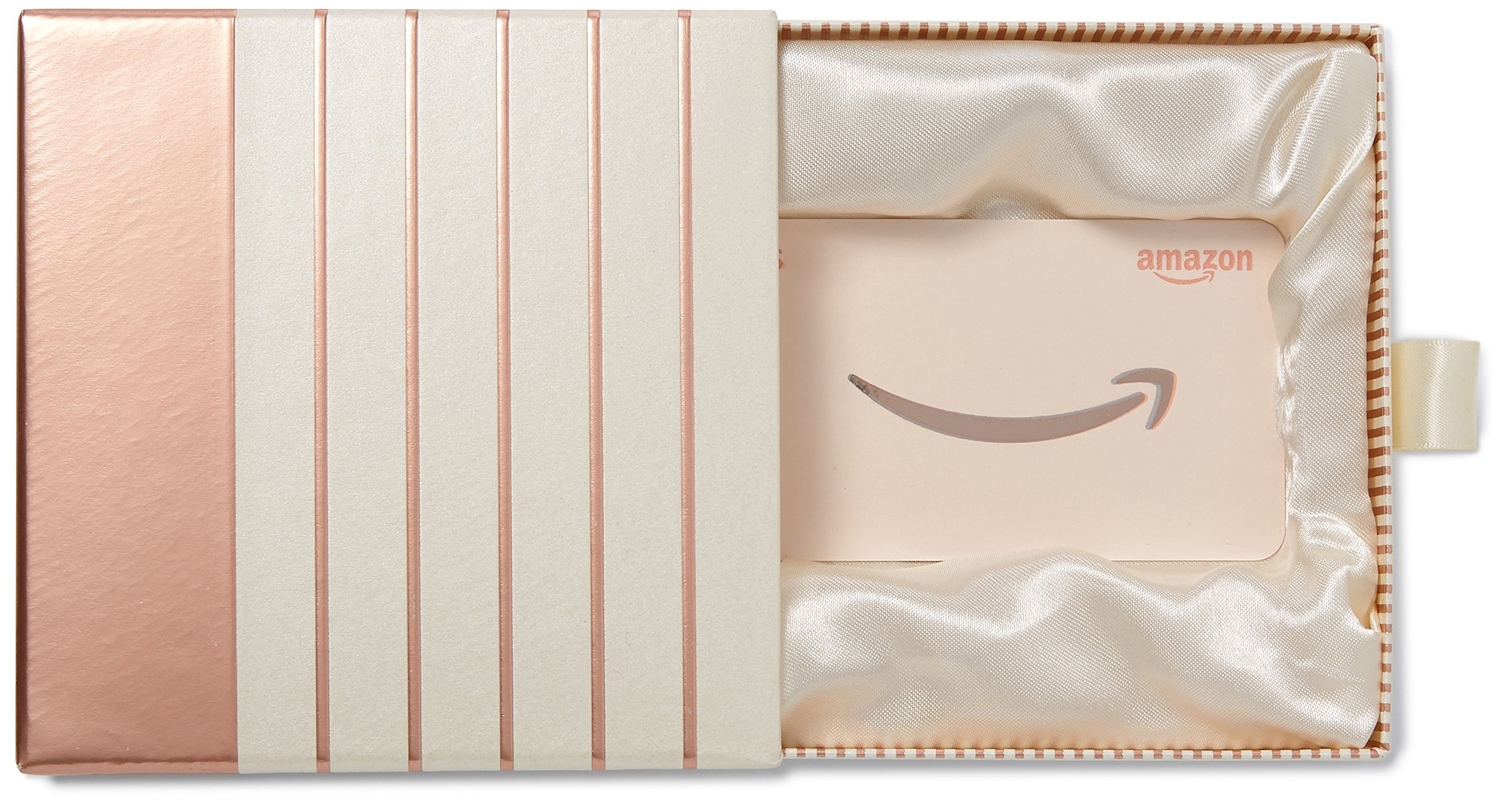Amazon.com Gift Card in a Premium Gift Box (Rose Gold) by Amazon