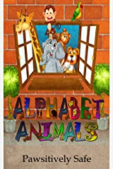 Alphabet Animals: Learn About Animals and the Alphabet Together Kindle Edition