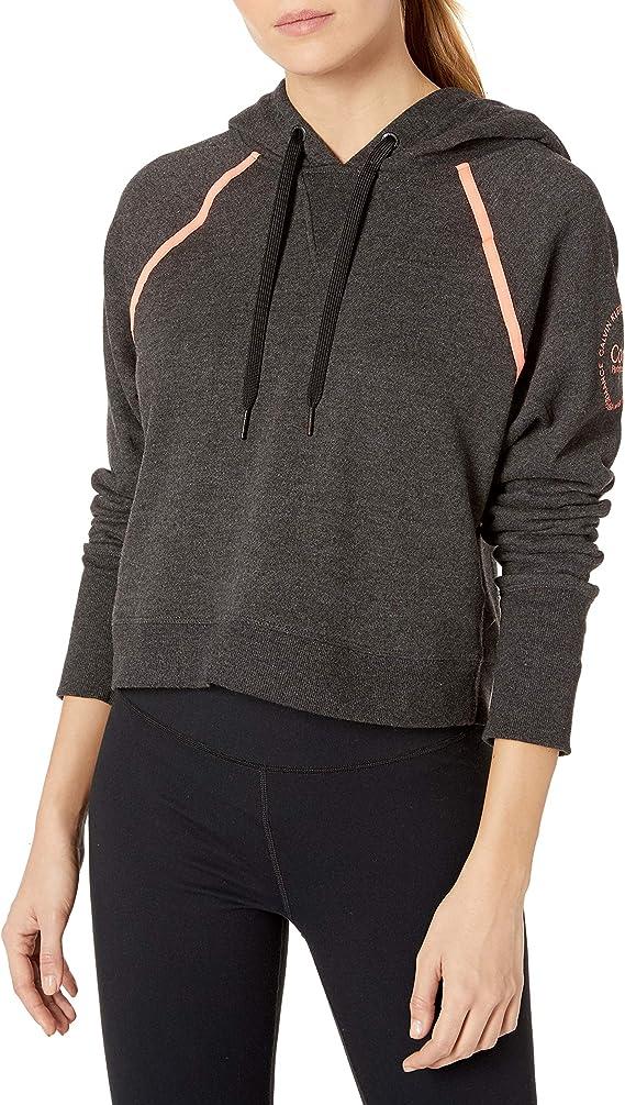 Calvin Klein 卡尔文克莱因 CK 女式连帽套头卫衣 L码2.9折$17 海淘转运到手约¥180