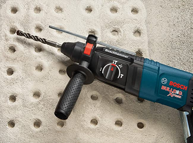 How to Choose the Best Rotary Hammer Drill
