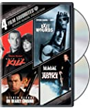 4 Film Favorites: Steven Seagal Collection (Hard to Kill / Exit Wounds / On Deadly Ground / Out for Justice)