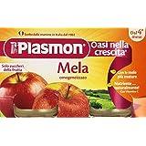 Plasmon - Omogeneizzato Mela, 2 x 104 g - 208 g