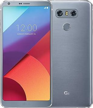 "LG LGH870.ADECPL G6 – Smartphone de 5,7 ""(QHD Plus Full Vision ..."