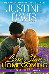 Lone Star Homecoming (Texas Justice Book 5) Kindle Edition