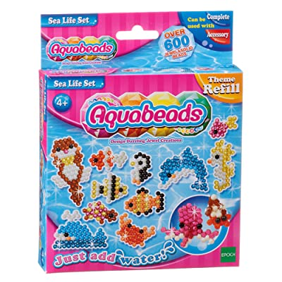 Aquabeads Theme Pack, Craft Sets: Toys & Games