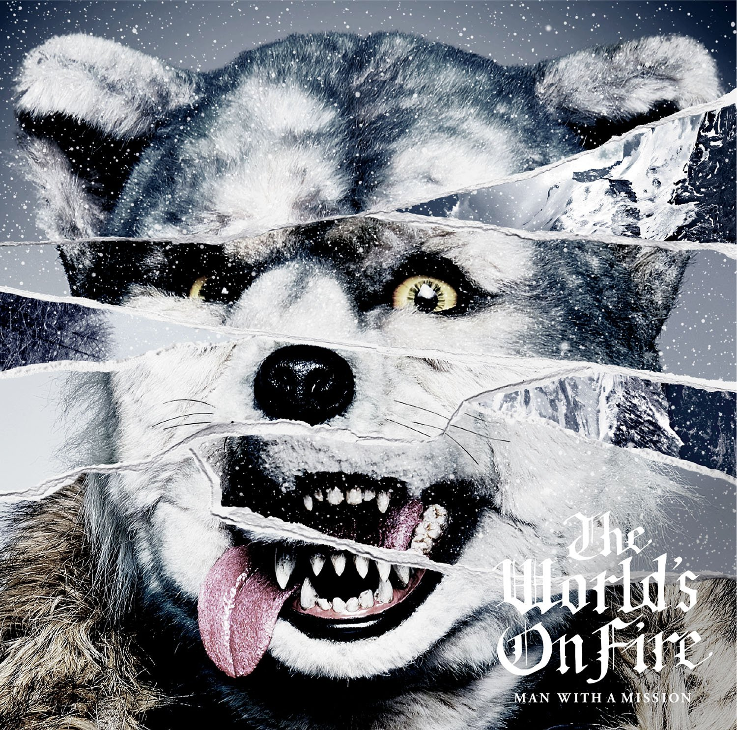 The World's On Fire MAN WITH A MISSION
