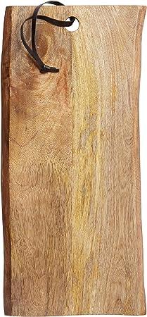 Master Class Grosses Rustikales Schneide Servier Brett Holz