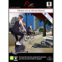 FitRide: 3D simulator for exercise bikes and steppers [Download]