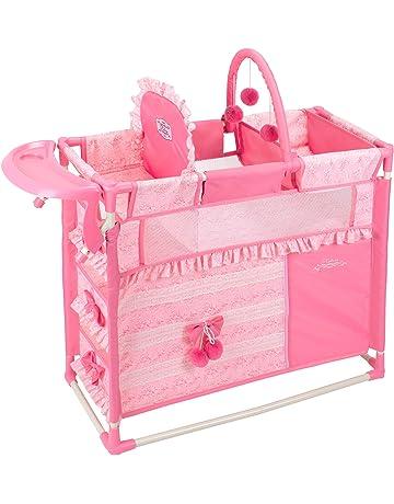 Amazon.es: Cochecitos - Muñecos bebé y accesorios: Juguetes ...