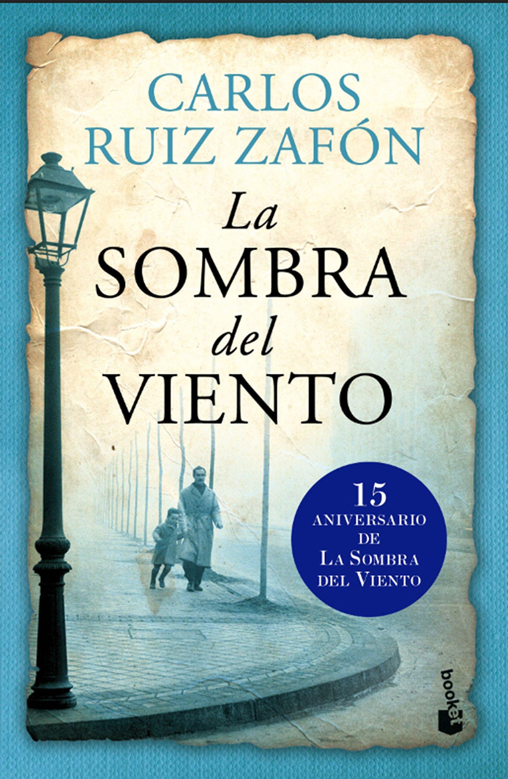 La Sombra del Viento (Gran Formato): Amazon.es: Ruiz Zafón, Carlos ...