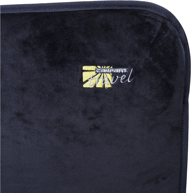color gris Coj/ín acolchado para asiento Campart CH-0614 Terylen