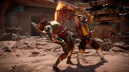 Amazon com: Mortal Kombat 11 [Online Game Code]: Video Games