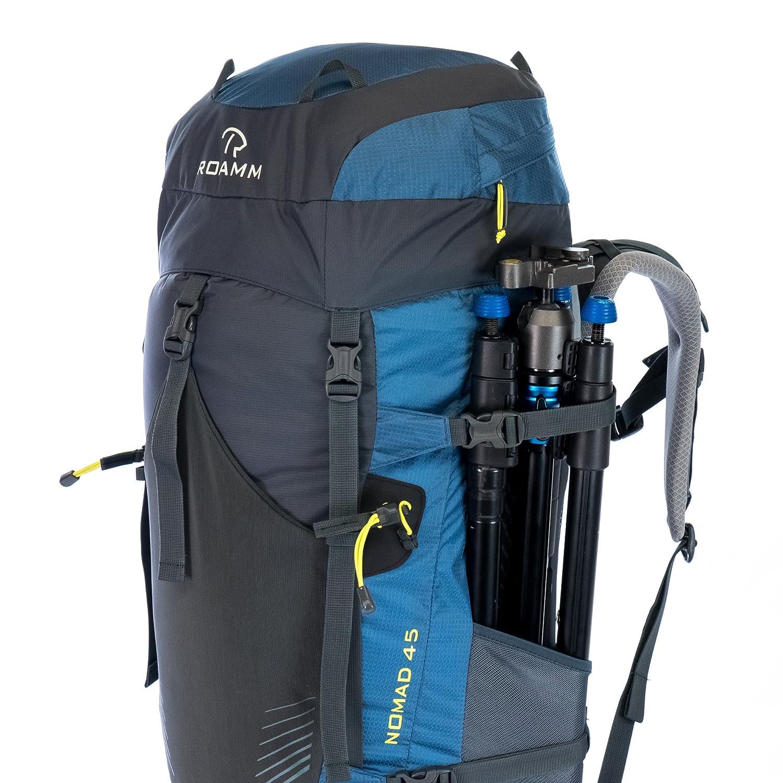 Roamm Nomad 45 - Mochila de 45 litros con Marco Interno - la Mejor Bolsa para Camping, Senderismo, Mochila y Viajes - Hombres y Mujeres: Amazon.es: Deportes ...
