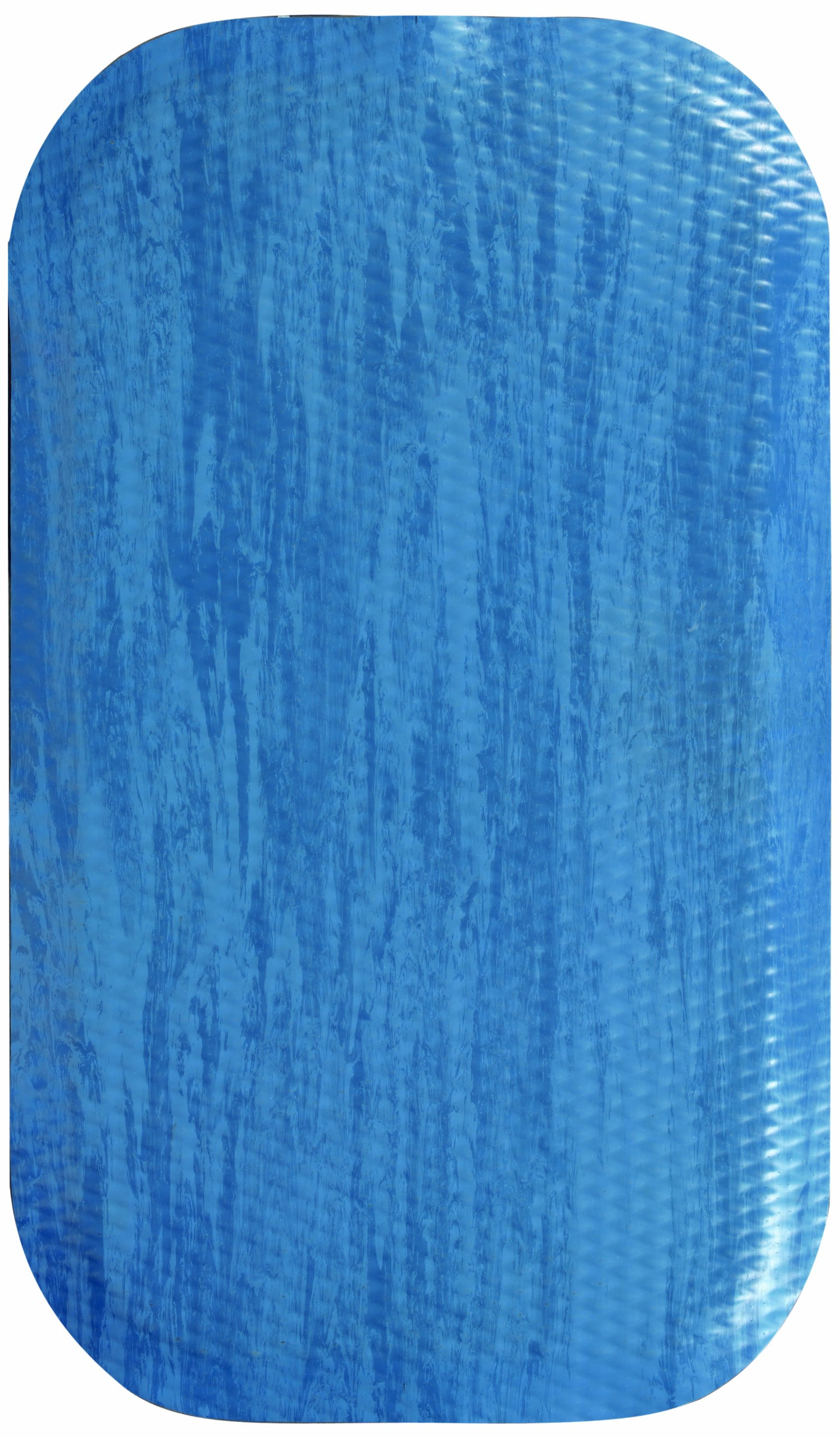 M+A Matting 449 Blue Merle Nitrile Rubber Hog Heaven Anti-Fatigue Mat, Marble Top, 3' Length x 2' Width x 7/8'' Thick, For Indoor