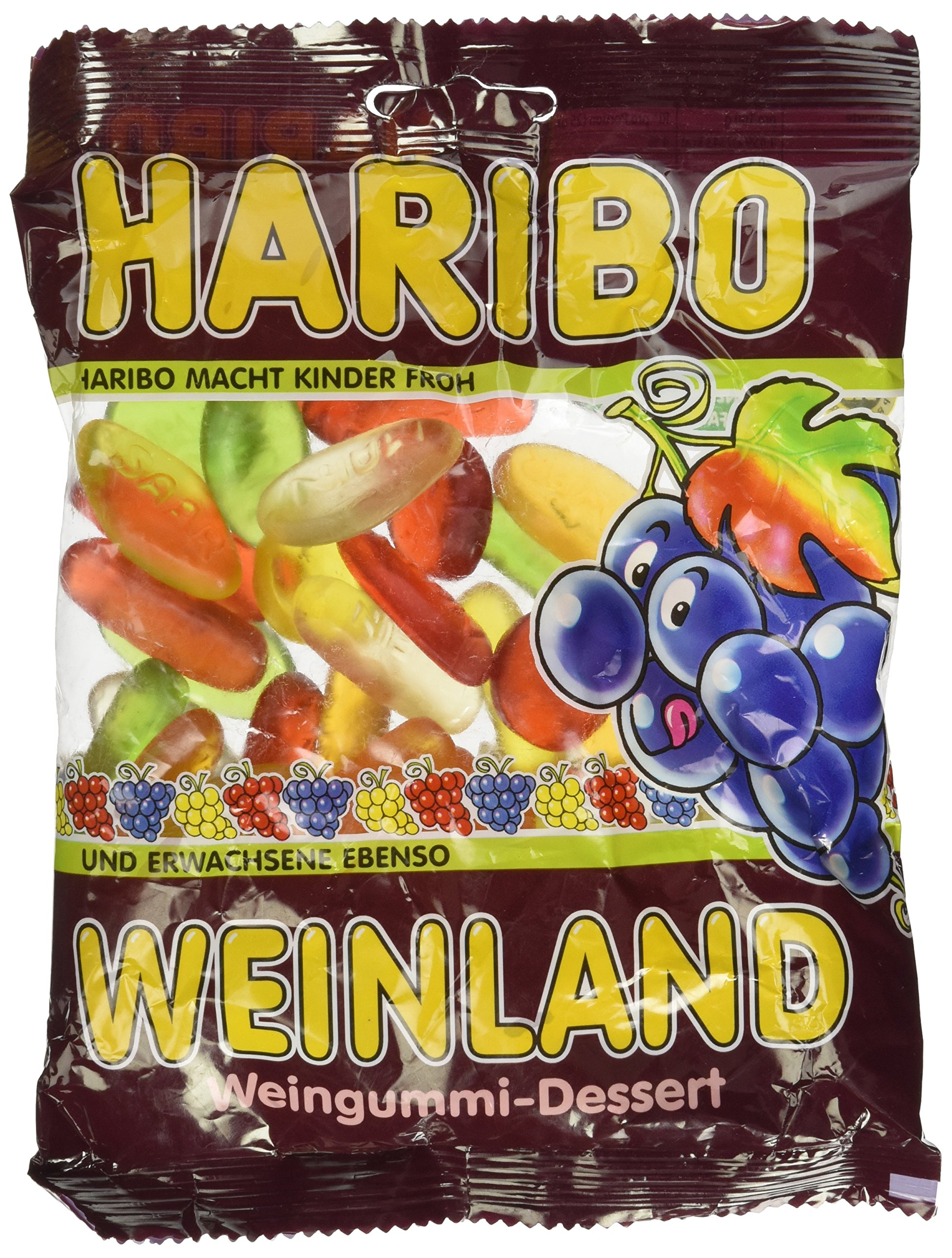 Haribo gummy bears are just one of many products that thomas - Haribo Weinland Gummi Candy 200g 7 1oz