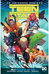 Teen Titans (2016-) Vol. 2: The Rise of Aqualad Kindle Edition