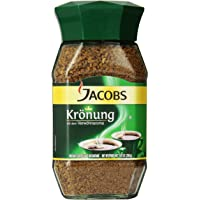 Jacob's Coffee Jacobs Kronung Instant, 7.05-Ounce (Pack of 2)