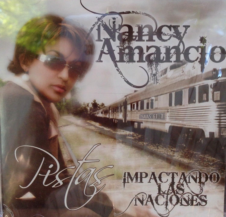 nancy amancio pistas