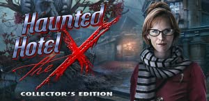 Haunted Hotel: The X Collector's Edition by Big Fish Games