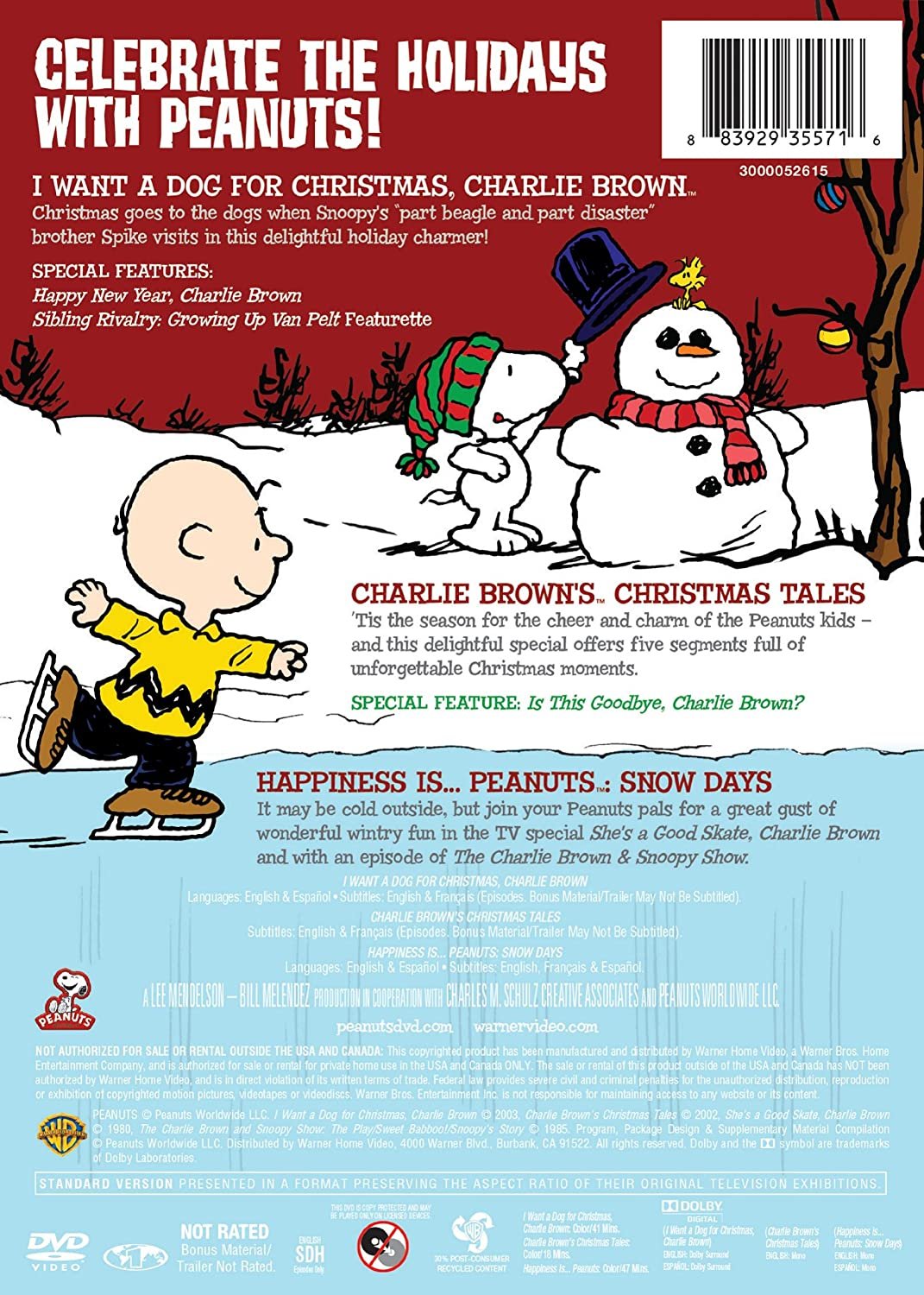 Peanuts Characters Christmas Images
