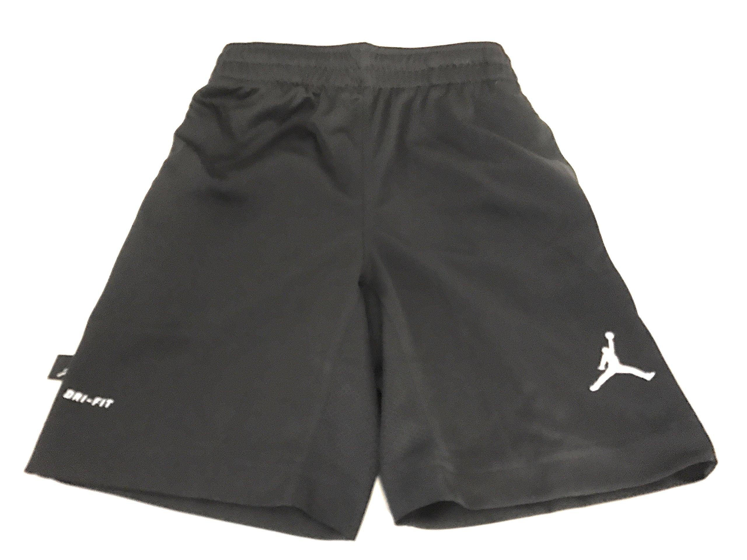 Jordan Boys Drifit Short Size 4 Black