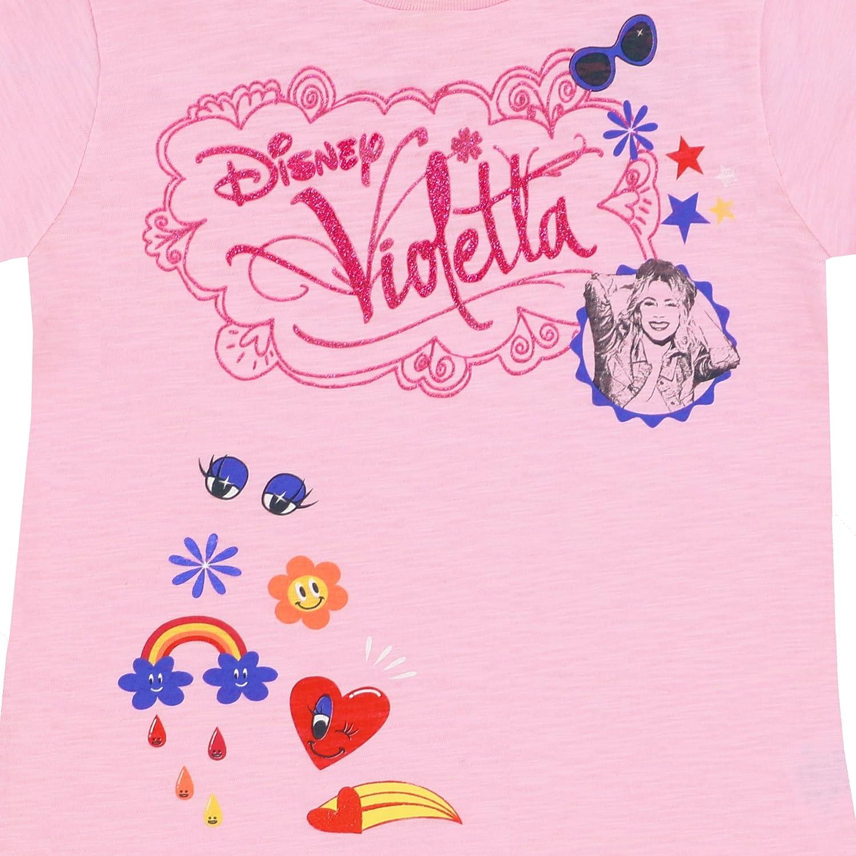 Logo Violetta Disney Violetta Girls Violetta T Shirt